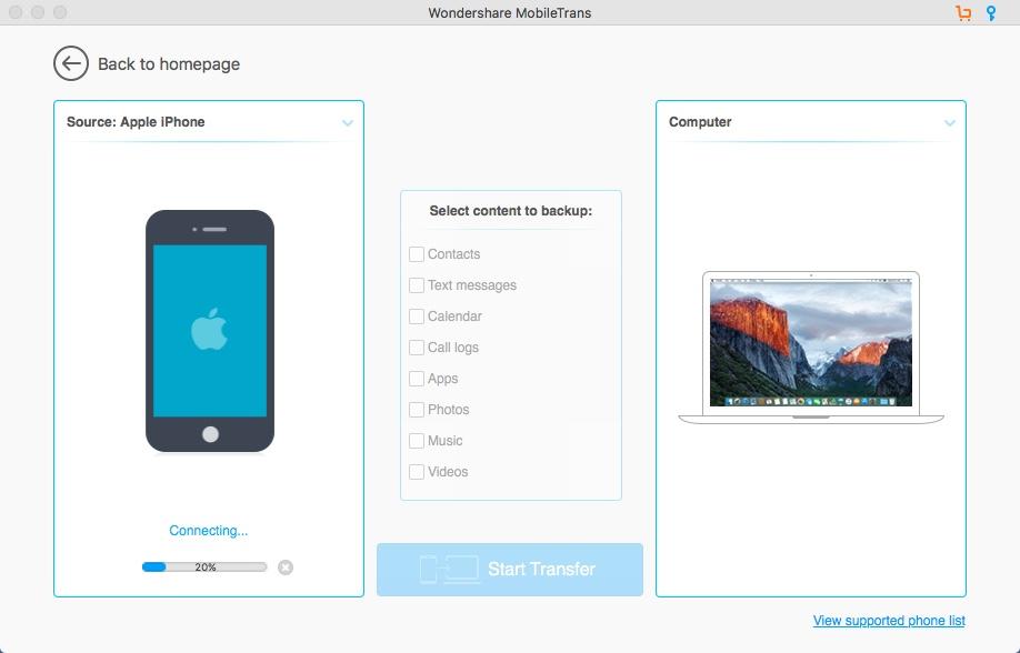 Detecting iOS Device