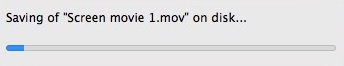Exporting Video Recording