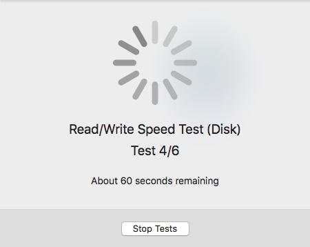 Testing Mac