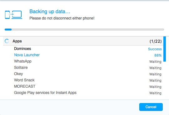 Backing Up Android Data To Mac