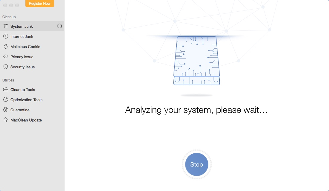 Analyzing System