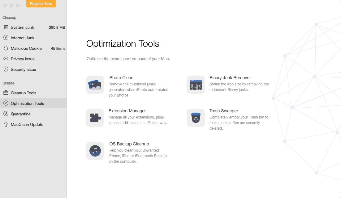 Optimization Tools