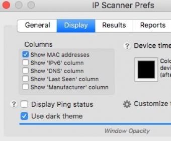 Download free IP Scanner for macOS