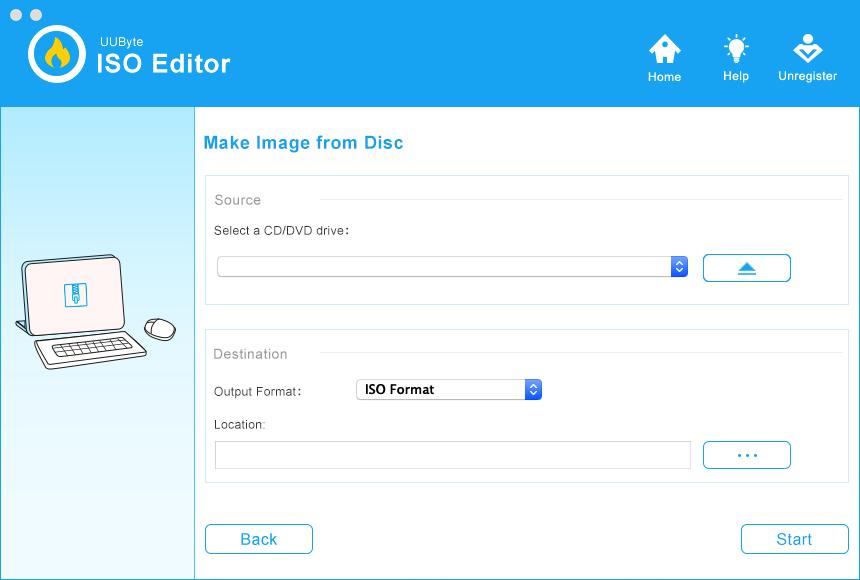 Make ISO From CD/DVD