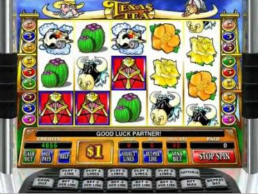 Teatime Treasures Slot Machine