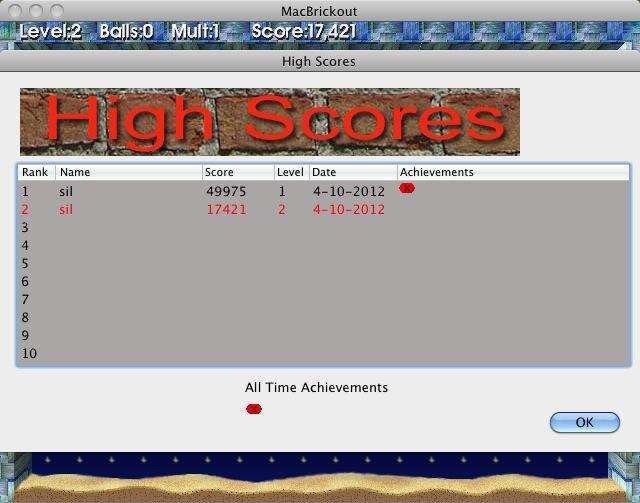 Highscores