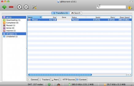 Download free qbittorrent for macOS