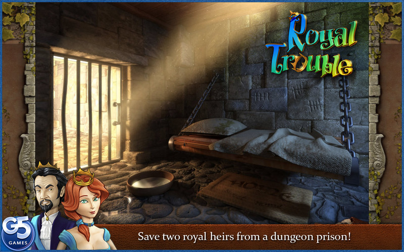 Royal Trouble: Hidden Adventures (Full) screenshot