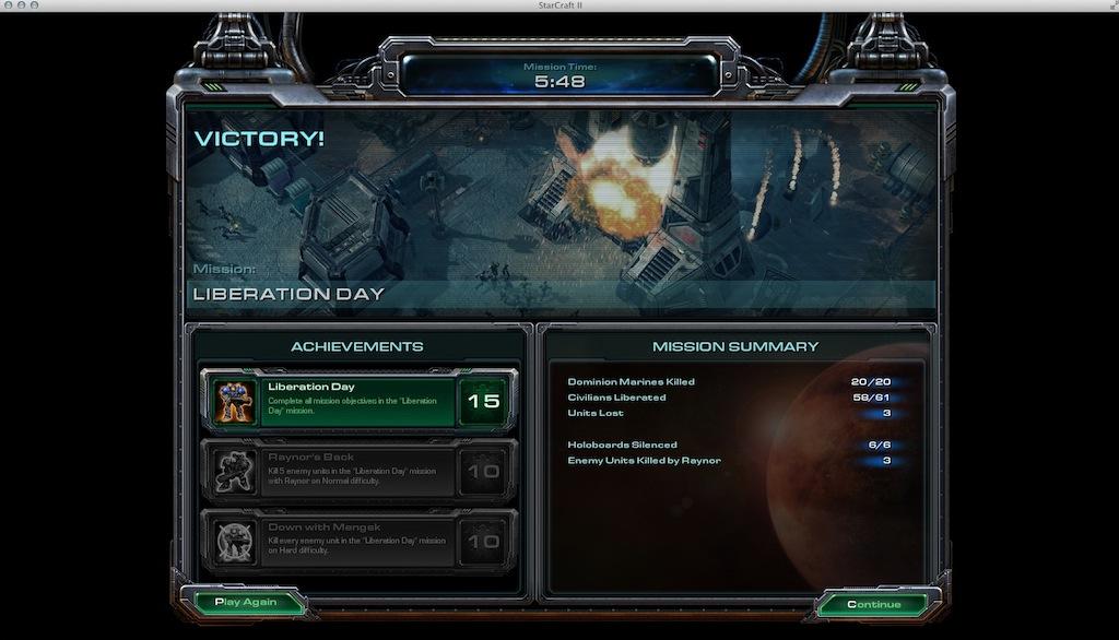 Victory Info