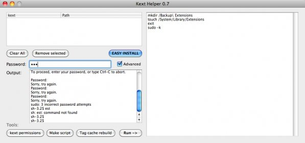 Download free Kext Helper 0 7 for macOS
