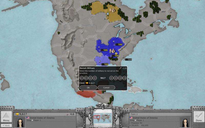 Age of Conquest III screenshot