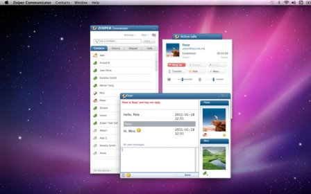 Download free Zoiper Softphone for macOS