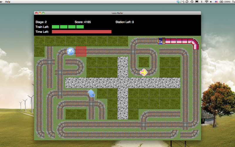 Loco Railer screenshot