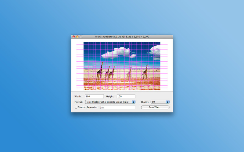 Tilen screenshot