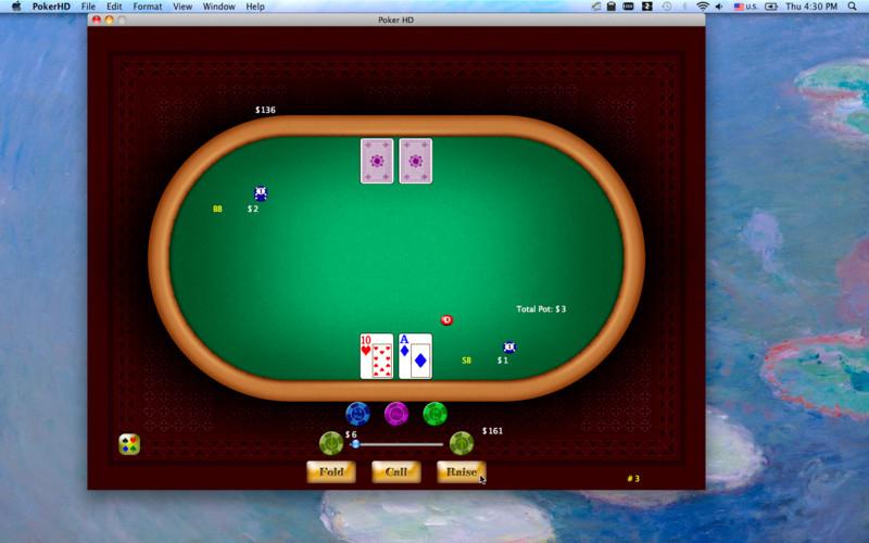Poker HD screenshot