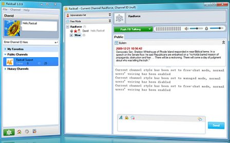 raidcall mac version 2.0 download