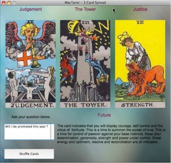 Download free MacTarot 3 0 for macOS