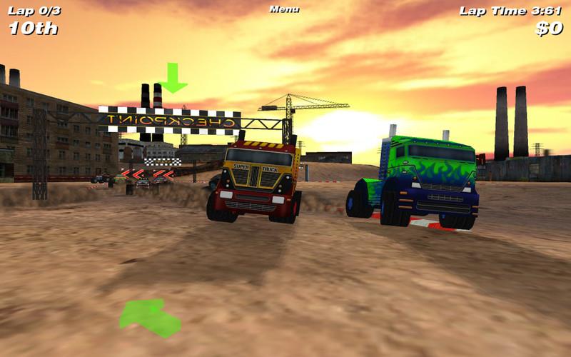 4x4 Offroad Racing screenshot
