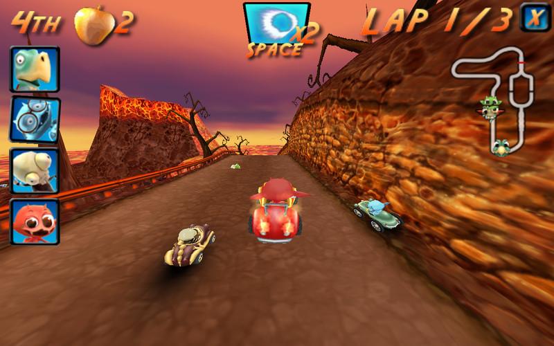 Cocoto Kart Online screenshot