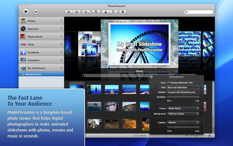 PhotoPresenter 4 screenshot