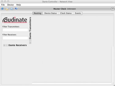 Download free Dante Controller for macOS