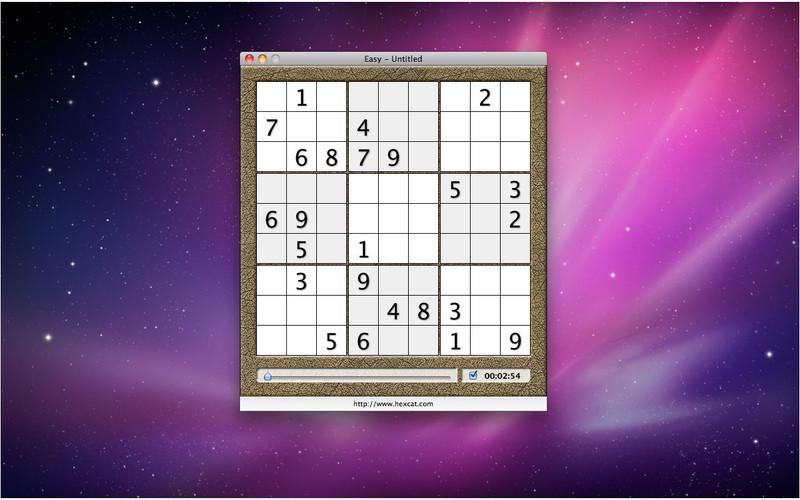 SudokuAdept screenshot