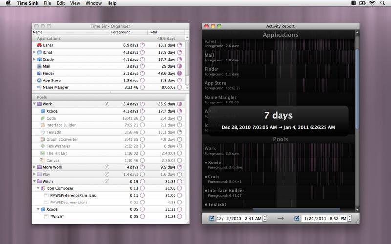 Time Sink screenshot