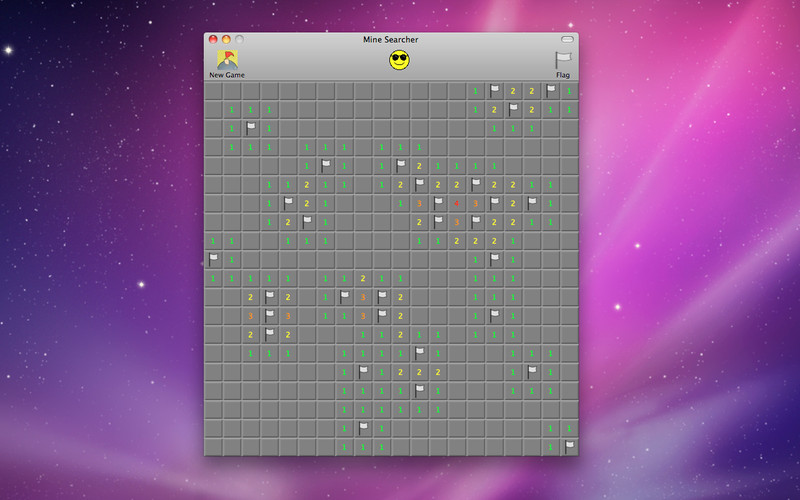 Mine Searcher screenshot