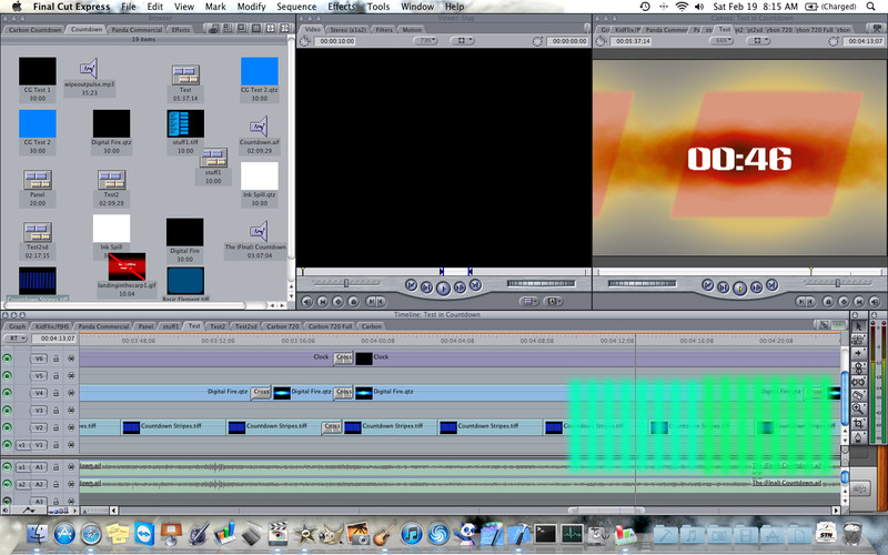 CPU Monitor screenshot