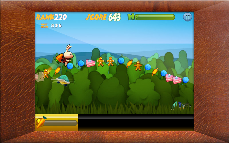 Touch Fly Free screenshot