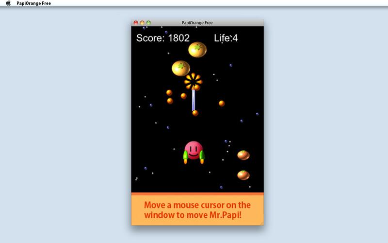 PapiOrange Free screenshot
